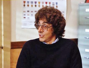 "HAROLD RAMIS (1944-2014), here as Russell Ziskey in ""Stripes""."
