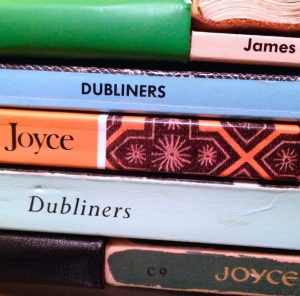 So many Dubliners would make almost any Jim's head spin.